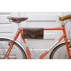Bolso simple para marco de bicicleta