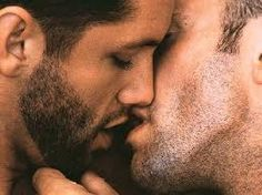 two men kissing Same Love, Man In Love, Love Him, Men Kissing, Thing 1, Hommes Sexy, Portraits, Gay Men, Beautiful Love
