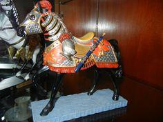 este é o meu.  preferido cavalo medieval