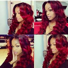 Swell Check Out Guapshawty Black Hairstyles Pinterest Follow Hairstyles For Women Draintrainus