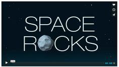 Rocks in Space video for AJ