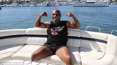 Mike Tyson has launched a new clothing range in a promotional video...