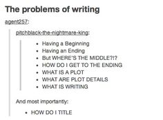 essay for writing