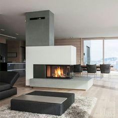 17 Fantastiche Immagini Su Parete Con Camino Fireplace Design