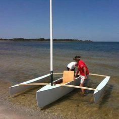 The best online retailer of boat building supplies, hardware and tools Plywood Boat Plans, Wooden Boat Plans, Pt Boat, Boat Dock, Catamaran, Shallow Water Boats, Canoa Kayak, Duck Boat Blind, Free Boat Plans