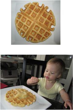 Gluten-Free, Dairy-Free, Sugar-Free Waffles. (My favorite recipe) YUM!