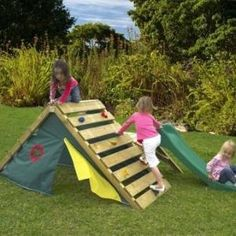 diy climbing wall for toddlers - Google Search