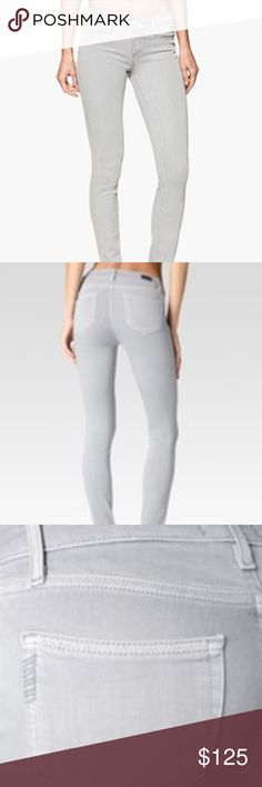 "🎉 HOST PICK🎉 Paige - Grey Verdugo Crop Jeans Paige Verdugo Crop Jeans Womens' size 32 Inseam: 26"" New without Tags beautiful cropped length Beautiful color addition to your wardrobe - goes with almost anything PAIGE Jeans Ankle & Cropped"