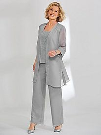 Womens special occasion pant suits - Womens special occasion pant suits Best Picture For outfits con botines For Your Taste You are lo - Wedding Trouser Suits, Dressy Pant Suits, Wedding Pantsuit, Womens Formal Pants Outfits, Casual Fall Outfits, Mother Of The Bride Suits, Mother Of Bride Outfits, Mother Of Groom Dresses, Bride Dresses