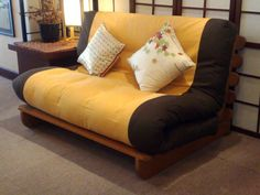 Futon Japanese Bed Sofa Types Of Beds Covers