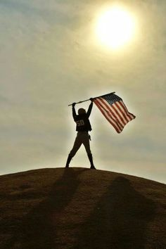 """""""Land of the free and home of the brave."""""""