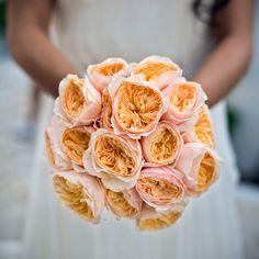 Morlotti Studio - Sweetness of the bride   Bouquet - Orange/Coral bouquet #wedding #bouquet #bride #bridesmaid