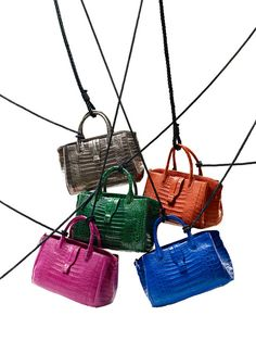 Meet the Nancy Gonzalez Cristina Bag.