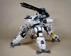 Awesome Robo!: Awesome Custom Lego Mechs