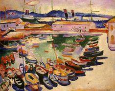 Schilderijen uit het fauvisme