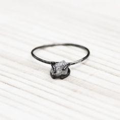Rough diamond! Love it!