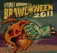 Brawloween | Dave Quiggle
