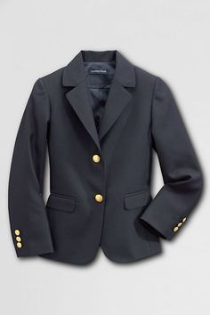 Girls' Blazer from Lands' End