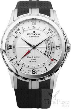 EDOX Grand Ocean Automatic GMT