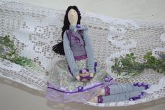 Tilde Doll  as Angelica.♡ by MADEbyMAMMI on Etsy