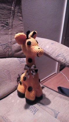 Žirafka Žanda