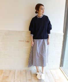 FRAMeWORK(フレームワーク)の「アシンメトリヘムシャツワンピース2◆(ワンピース)」 - WEAR Cool Outfits, Fashion Outfits, Japanese Fashion, Normcore, Clothes For Women, Pants, How To Wear, Women's Clothing, Style