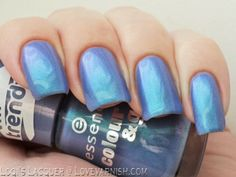 Love. Varnish, chocolate and more...: Swatches & Review - 2 More New Essence Polishes!