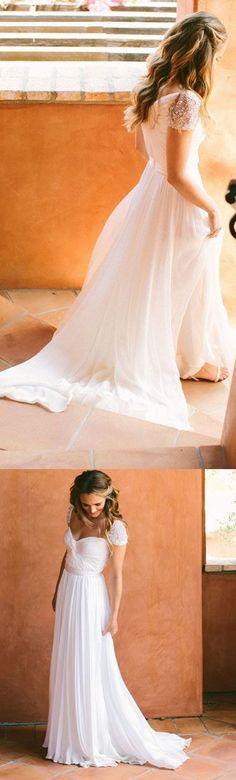 Sweetheart Wedding Dresses, Chiffon Wedding dresses, Cheap Wedding Dresses, Wedding Dresses Cheap, White Wedding Dresses, Long Wedding Dresses, Long White dresses, White Long Dresses, Cheap White Dresses, Zipper Wedding Dresses, Ruffles Wedding Dresses, Chiffon Wedding Dresses
