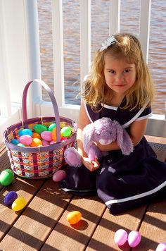 A cute Easter picture