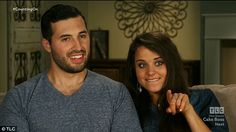 Cute couple: Jeremy and Jinger both declared their love for each other...
