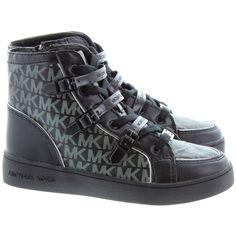 Chadwick Design Marketing: Jake Shoes | MICHAEL KORS IVY VIN HI TOP TRAINERS