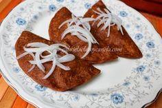 Gabriela, clavo y canela: Quesadillas potosinas (Enchiladas potosinas)