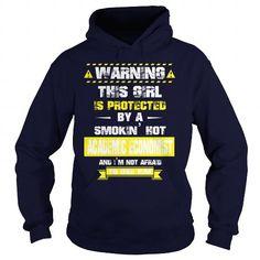 I Love  PROTECTED BY A SMOKIN' HOT ACADEMIC ECONOMIST SHIRTS T shirts #tee #tshirt #Job #ZodiacTshirt #Profession #Career #economist