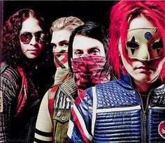 Party Poison, Fun Ghoul, Kobra Kid, Jet Star