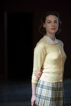 Call the Midwife: wonderful show (I love some of the clothing they wear, especially the sweaters!).