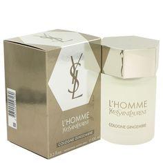 L'homme Gingembre Cologne by Yves Saint Laurent Eau De Cologne Spray 3.3oz New…