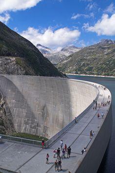 Maltatal Dam, Austria Copyright: Mitja Vodeb