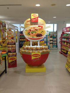 Corrugated Cardboard Display. Point of Purchase. Designed by Ivan @ P.O.P Specialist Sdn. Bhd. www.pop-specialist.com