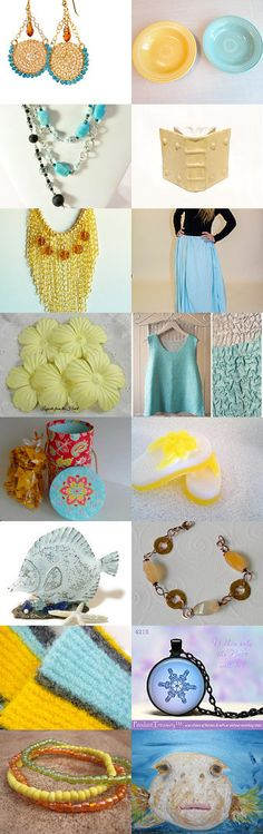 Sunny Skies by CartoCreative on Etsy--Pinned with TreasuryPin.com