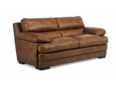 Shop+for+Flexsteel+Leather+Two-Cushion+Sofa+Without+Nailhead+Trim,+1127-30,+and+other+Living+Room+Two+Cushion+Sofas+at+Brownlee's+Furniture+in+Lawrenceville,+GA.+Clean+lines+meet+generous+cushioning.+Make+yourself+comfortable+in+this+plush,+inviting+style.+With+wide,+generously+padded+arm+pillows+and+thick+divided+back+cushions+for+extra+lumbar+support,+Dylan+cradles+your+coziest+seating+position.