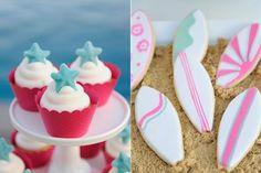 surfer girl cake - Google Search