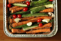 A weekend of camping can be delicious and healthy, with these easy-to-prepare vegetables that you can cook on a grill or right on the campfire.