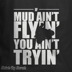 4+Wheeler+ATV+Shirt++TShirts+Mud+Flying+All+by+ShirtsBySarah,+$16.99