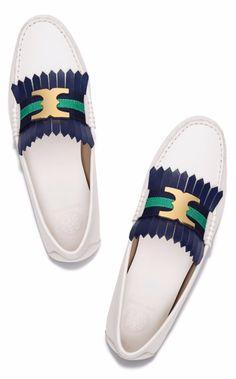 Visit Tory Burch to shop for Gemini Link Driver and more Womens Shoes. Find  designer shoes, handbags, clothing & more of this season's latest styles  from ...