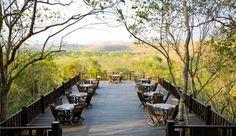 The Menjangan: Set in northern Balis 950-acre Barat National Park, The Menjangan has a focus on nature.
