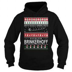 I Love I am the awesome BRINKERHOFF T-Shirts