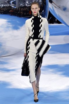 Christian Dior Fall 2013 Ready-to-Wear Fashion Show - Nicole Pollard (OUI)