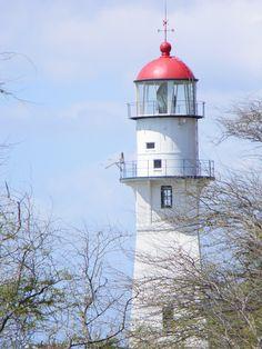 Leeward lighthouse  Diamond Head, Oahu, HI.
