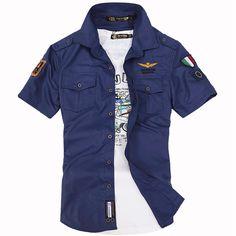 6598ef0c552 Мужские Модные Рубашки Для Мальчиков – Купить Мужские Модные Рубашки Для Мальчиков  недорого из Китая на AliExpress
