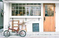 Photo by *yukke #bike #exterior #photography #shop